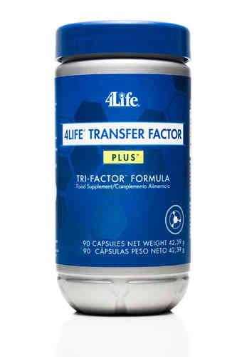Plus® Tri-Factor™ Formula (90 gélules) - 4Life Transfer Factor®
