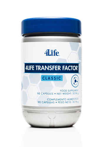 Classic (90 gélules) - 4Life Transfer Factor®