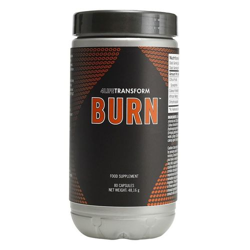Burn™ (80 gélules) - 4Life Transform