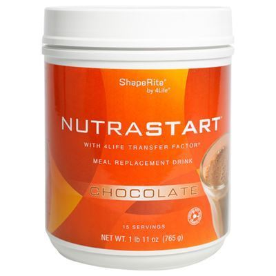 Nutrastart™ Chocolate  (960 g / 2 lb 1.86 oz) - ShapeRite® by 4Life®