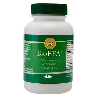 BioEFA™ (60 Soft Gels) - 4Life Transfer Factor®