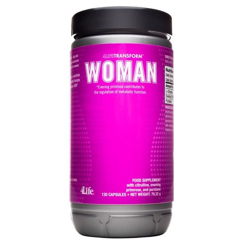 Woman  4Life Transform™ · 120 Kapseln