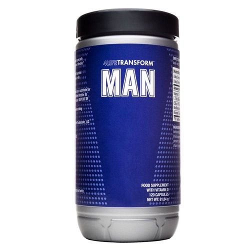 Man 4LifeTransform™ · 120 capsules