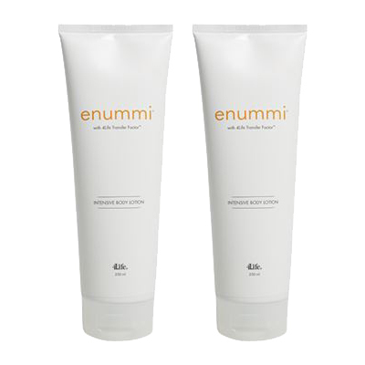 2x enummi™ Intensive Body Lotion